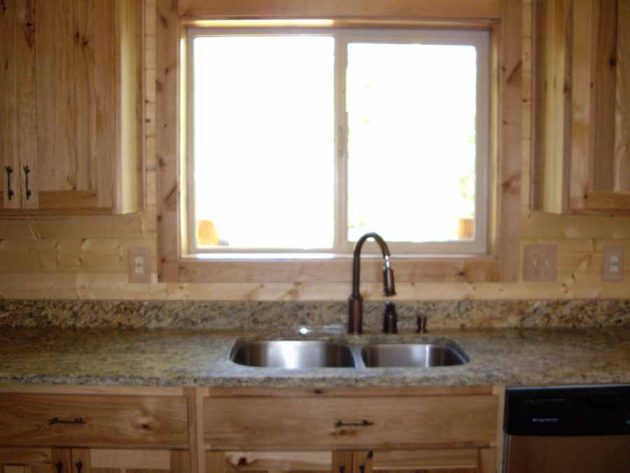 Custom Cabin New Kitchen Beaver Utah