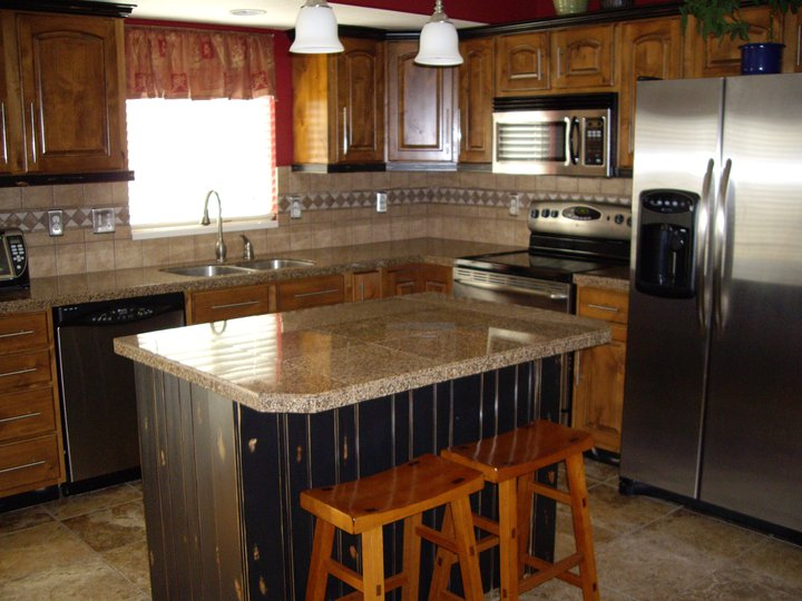 Eagle Mountain Utah Kitchen Remodel