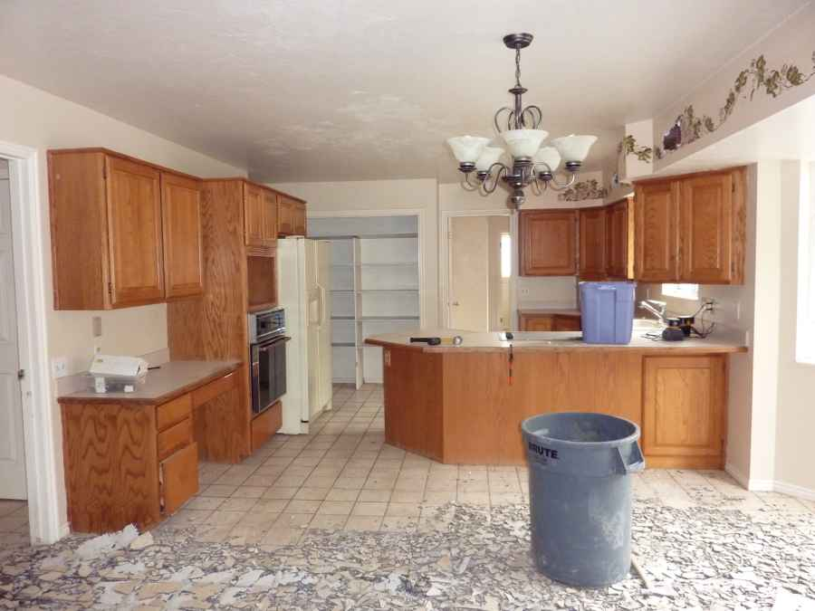 Orem Utah Home Kitchen Remodel Before