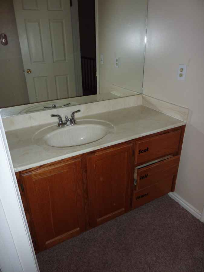 Orem Utah Bathroom Renovation Before