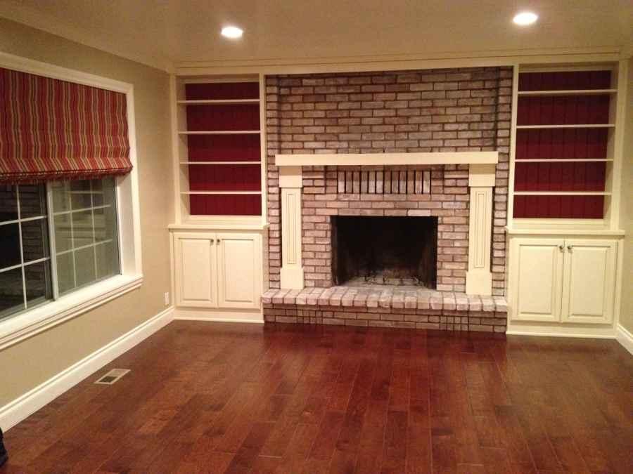 Orem Utah Home Living Room Remodel After