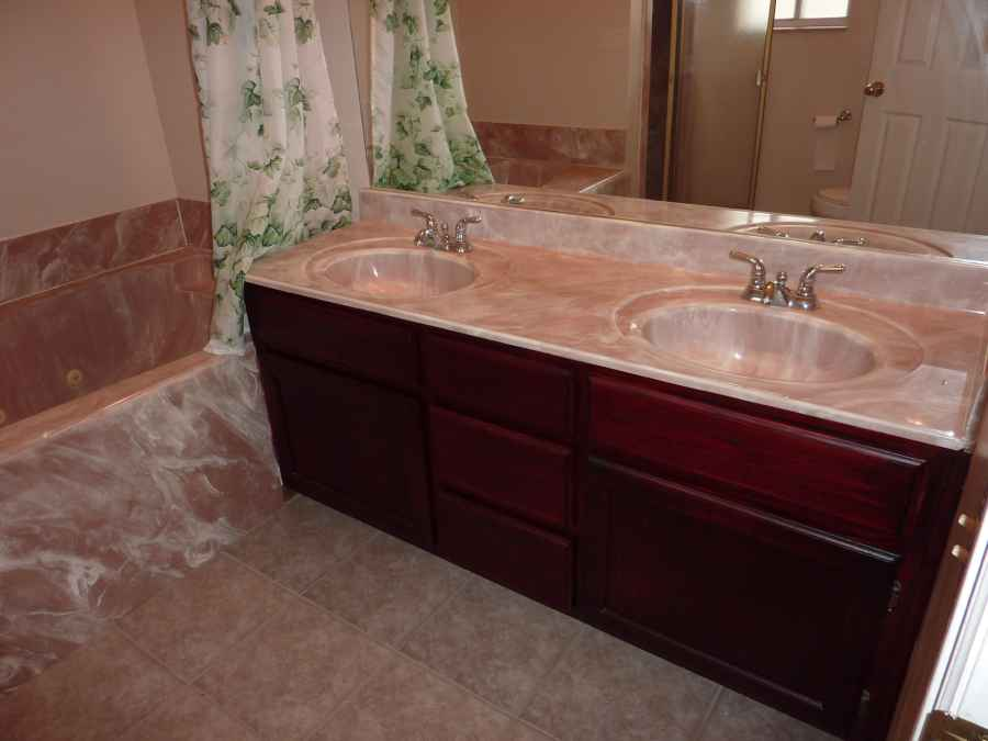 Orem Utah Bathroom Remodel Before