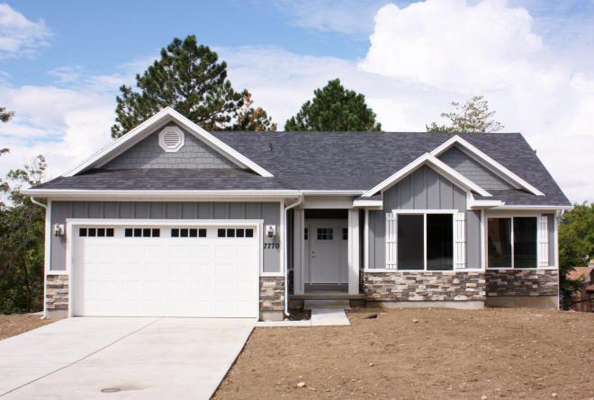Midvale Utah Home Contractor Exterior