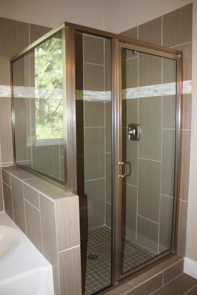 Midvale Utah Home Contractor Master Bathroom