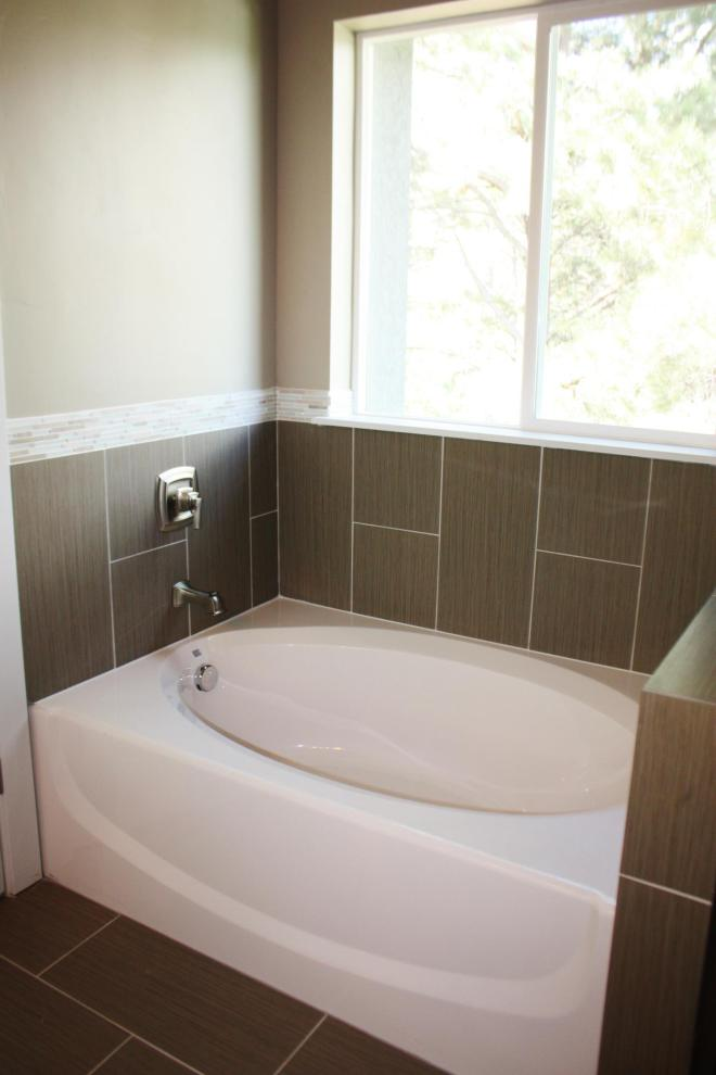 Midvale Utah Home Contractor Luxury Bathtub