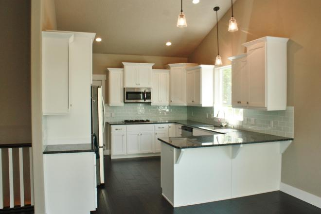 Midvale Utah Home Contractor Custom Kitchen Cabinets
