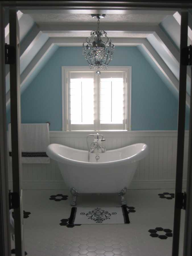 Highland Utah Home Renovation Bathtub 2