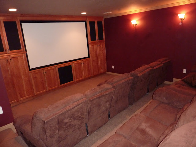 Basement addition